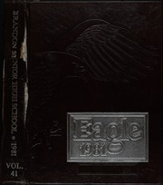 1981 Edition, Brandon High School - Eagle Yearbook (Brandon, FL)