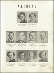 Page 11, 1952 Edition, Plant City High School - Yesterday Yearbook (Plant City, FL) online yearbook collection