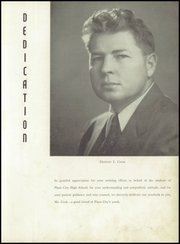 Page 7, 1952 Edition, Plant City High School - Yesterday Yearbook (Plant City, FL) online yearbook collection