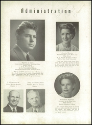 Page 8, 1952 Edition, Plant City High School - Yesterday Yearbook (Plant City, FL) online yearbook collection