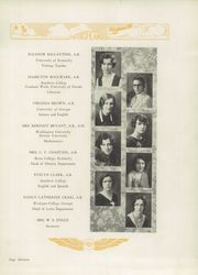 Page 17, 1931 Edition, Lakeland High School - Highlander Yearbook (Lakeland, FL) online yearbook collection