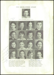 Page 9, 1935 Edition, Lakeland High School - Highlander Yearbook (Lakeland, FL) online yearbook collection