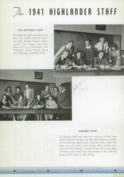 Page 10, 1941 Edition, Lakeland High School - Highlander Yearbook (Lakeland, FL) online yearbook collection