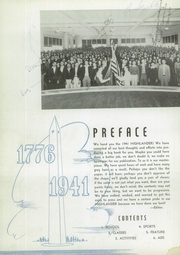 Page 8, 1941 Edition, Lakeland High School - Highlander Yearbook (Lakeland, FL) online yearbook collection