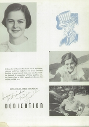 Page 9, 1941 Edition, Lakeland High School - Highlander Yearbook (Lakeland, FL) online yearbook collection