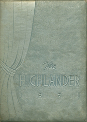 Page 1, 1951 Edition, Lakeland High School - Highlander Yearbook (Lakeland, FL) online yearbook collection