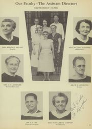 Page 15, 1951 Edition, Lakeland High School - Highlander Yearbook (Lakeland, FL) online yearbook collection