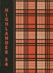 Page 1, 1954 Edition, Lakeland High School - Highlander Yearbook (Lakeland, FL) online yearbook collection