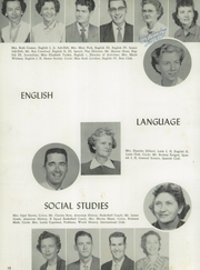Page 14, 1953 Edition, Winter Haven High School - Wa Hwa Hta See Yearbook (Winter Haven, FL) online yearbook collection