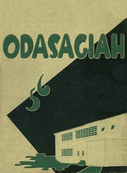 1956 Edition, Edgewater High School - Odasagiah Yearbook (Orlando, FL)