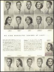 Page 17, 1957 Edition, Edgewater High School - Odasagiah Yearbook (Orlando, FL) online yearbook collection