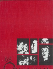 1968 Edition, Edgewater High School - Odasagiah Yearbook (Orlando, FL)