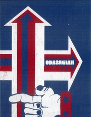 1972 Edition, Edgewater High School - Odasagiah Yearbook (Orlando, FL)