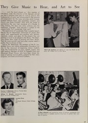 Page 21, 1959 Edition, Fort Lauderdale High School - Ebb Tide Yearbook (Fort Lauderdale, FL) online yearbook collection