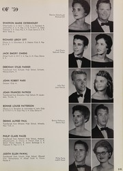 Page 219, 1959 Edition, Fort Lauderdale High School - Ebb Tide Yearbook (Fort Lauderdale, FL) online yearbook collection