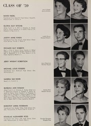 Page 222, 1959 Edition, Fort Lauderdale High School - Ebb Tide Yearbook (Fort Lauderdale, FL) online yearbook collection