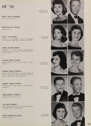 Page 227, 1959 Edition, Fort Lauderdale High School - Ebb Tide Yearbook (Fort Lauderdale, FL) online yearbook collection