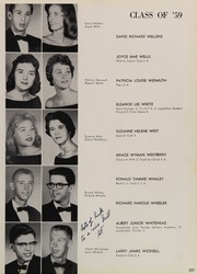 Page 231, 1959 Edition, Fort Lauderdale High School - Ebb Tide Yearbook (Fort Lauderdale, FL) online yearbook collection