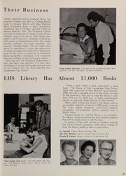 Page 31, 1959 Edition, Fort Lauderdale High School - Ebb Tide Yearbook (Fort Lauderdale, FL) online yearbook collection