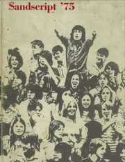 1975 Edition, Sandalwood High School - Sandscript Yearbook (Jacksonville, FL)