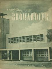Page 1, 1951 Edition, South Broward High School - Browardier Yearbook (Hollywood, FL) online yearbook collection