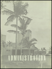 Page 11, 1951 Edition, South Broward High School - Browardier Yearbook (Hollywood, FL) online yearbook collection
