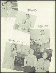 Page 13, 1951 Edition, South Broward High School - Browardier Yearbook (Hollywood, FL) online yearbook collection