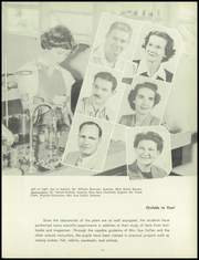 Page 15, 1951 Edition, South Broward High School - Browardier Yearbook (Hollywood, FL) online yearbook collection
