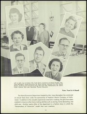 Page 17, 1951 Edition, South Broward High School - Browardier Yearbook (Hollywood, FL) online yearbook collection