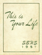 Page 1, 1957 Edition, South Broward High School - Browardier Yearbook (Hollywood, FL) online yearbook collection