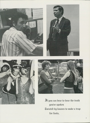 Page 13, 1974 Edition, Miami Springs High School - Spectre Yearbook (Miami Springs, FL) online yearbook collection