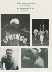 Page 9, 1974 Edition, Miami Springs High School - Spectre Yearbook (Miami Springs, FL) online yearbook collection