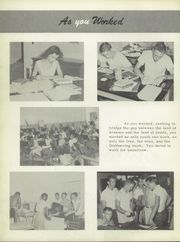 Page 10, 1956 Edition, Bay High School - Pelican Yearbook (Panama City, FL) online yearbook collection