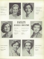Page 15, 1956 Edition, Bay High School - Pelican Yearbook (Panama City, FL) online yearbook collection