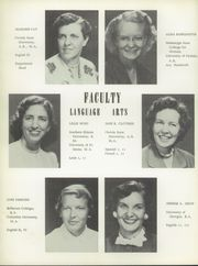 Page 16, 1956 Edition, Bay High School - Pelican Yearbook (Panama City, FL) online yearbook collection