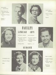 Page 17, 1956 Edition, Bay High School - Pelican Yearbook (Panama City, FL) online yearbook collection