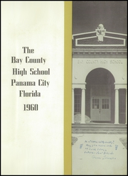 Page 7, 1960 Edition, Bay High School - Pelican Yearbook (Panama City, FL) online yearbook collection