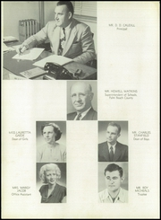 Page 10, 1950 Edition, Lake Worth High School - Tradewinds Yearbook (Lake Worth, FL) online yearbook collection