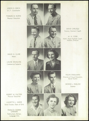Page 11, 1950 Edition, Lake Worth High School - Tradewinds Yearbook (Lake Worth, FL) online yearbook collection