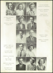 Page 13, 1950 Edition, Lake Worth High School - Tradewinds Yearbook (Lake Worth, FL) online yearbook collection