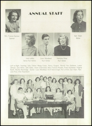 Page 15, 1950 Edition, Lake Worth High School - Tradewinds Yearbook (Lake Worth, FL) online yearbook collection
