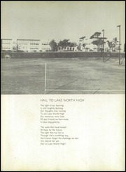 Page 7, 1950 Edition, Lake Worth High School - Tradewinds Yearbook (Lake Worth, FL) online yearbook collection