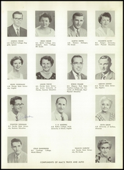 Page 15, 1958 Edition, Lake Worth High School - Tradewinds Yearbook (Lake Worth, FL) online yearbook collection
