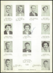 Page 16, 1958 Edition, Lake Worth High School - Tradewinds Yearbook (Lake Worth, FL) online yearbook collection