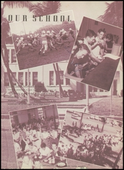Page 9, 1958 Edition, Lake Worth High School - Tradewinds Yearbook (Lake Worth, FL) online yearbook collection