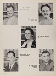 Page 10, 1960 Edition, Miami Central High School - Vanguard Yearbook (Miami, FL) online yearbook collection