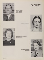 Page 12, 1960 Edition, Miami Central High School - Vanguard Yearbook (Miami, FL) online yearbook collection