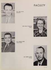 Page 13, 1960 Edition, Miami Central High School - Vanguard Yearbook (Miami, FL) online yearbook collection