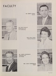 Page 15, 1960 Edition, Miami Central High School - Vanguard Yearbook (Miami, FL) online yearbook collection