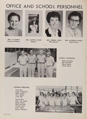 Page 16, 1960 Edition, Miami Central High School - Vanguard Yearbook (Miami, FL) online yearbook collection